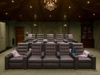 Media Room Seating Ideas: Pictures, Options, Tips & Ideas