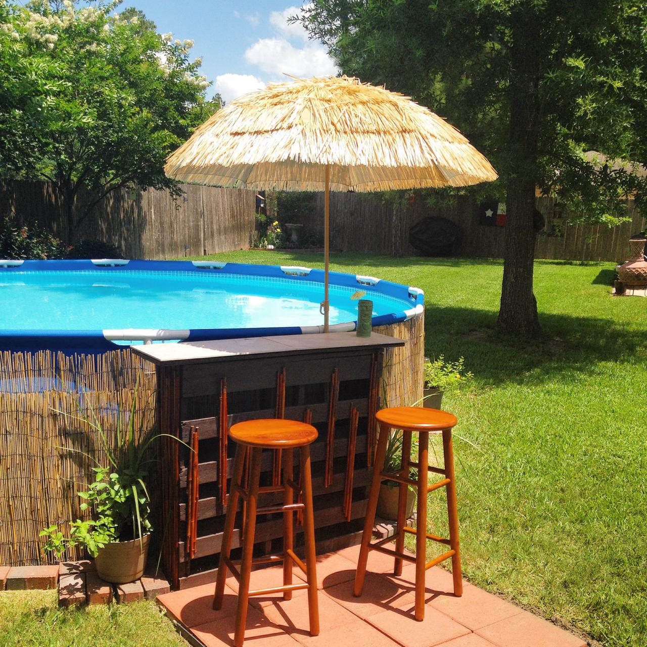 Cobertura Piscina Intex 17 Ways To Add Style To An Above Ground Pool Hgtv 39s