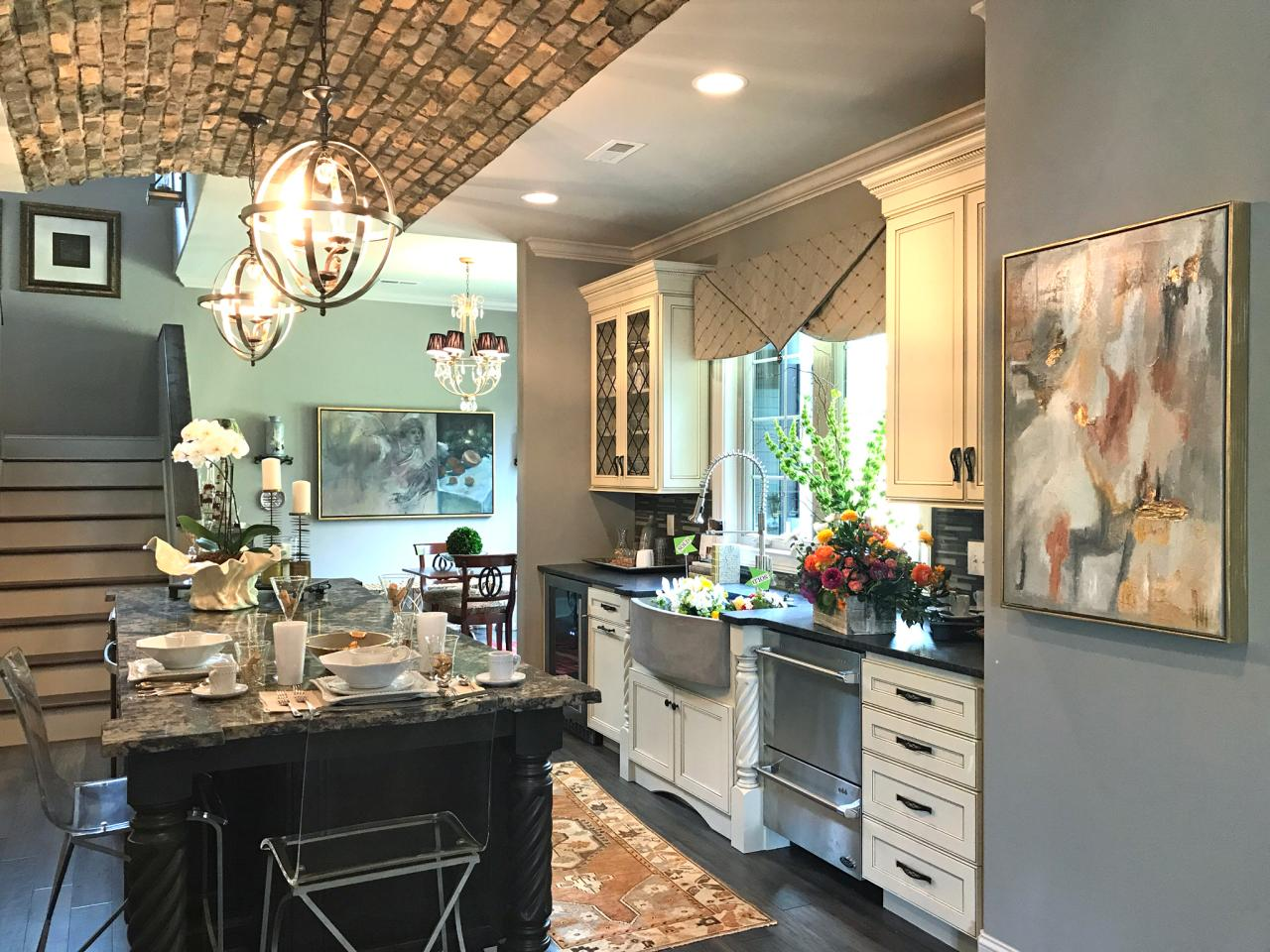 Kitchen Design Store Knoxville Tn Tour The 2017 Knoxville Symphony League Show House Hgtv S
