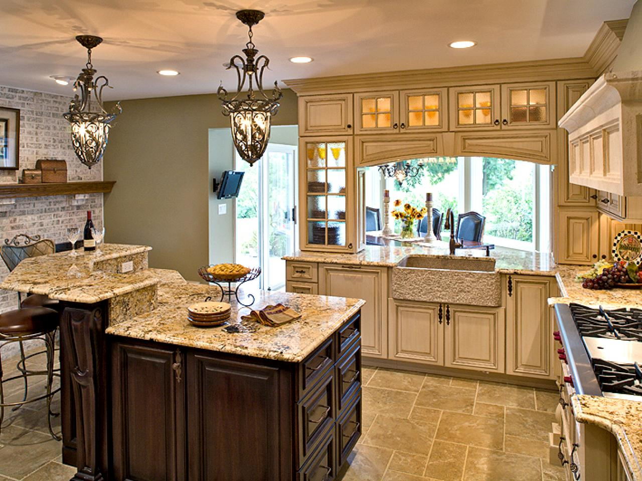 Classic Kitchen Lighting Classic Kitchen With Upgrades Hgtv