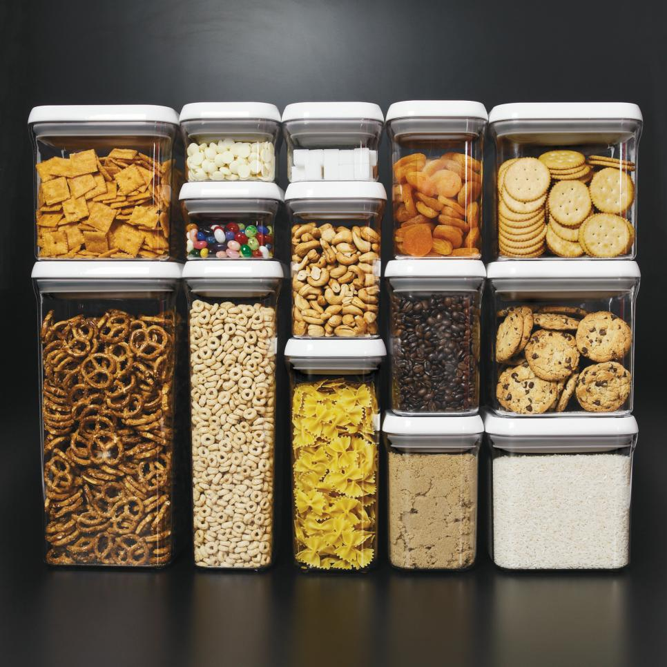 Kitchen Organizer Storage 20 Best Pantry Organizers Hgtv