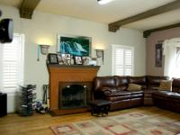 Spanish-Style Living Room | HGTV