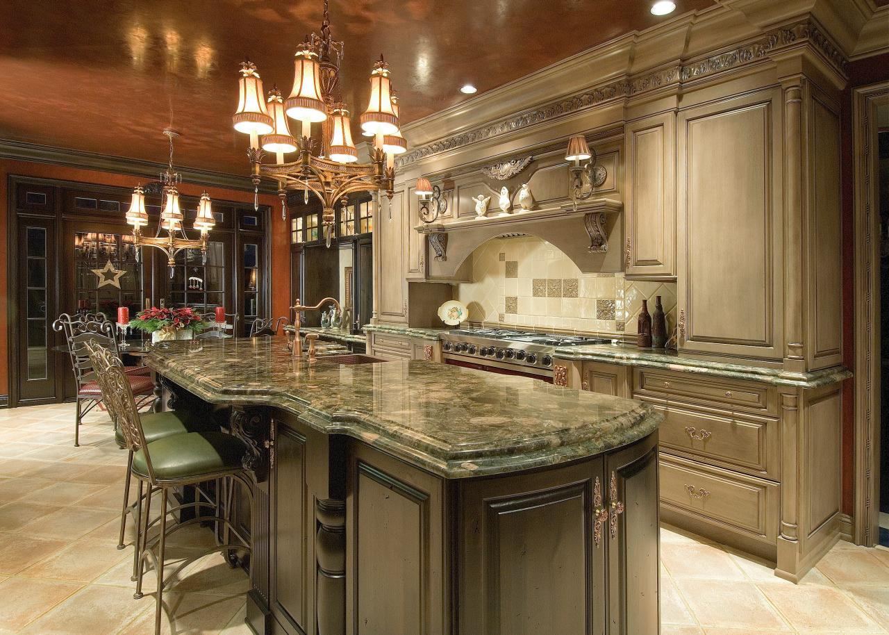 Designer Kitchen Cabinets Guide To Creating A Traditional Kitchen Hgtv