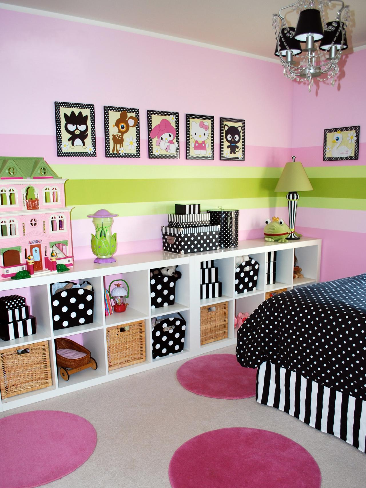 Kids Room Ideas For Girls 10 Decorating Ideas For Kids 39 Rooms Hgtv