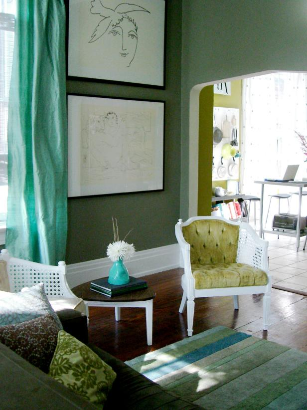 Top Living Room Colors and Paint Ideas HGTV - color for living room