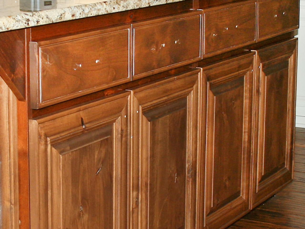 How To Prep Kitchen Cabinets For Painting Customize Your Kitchen With A Painted Island Hgtv