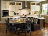 Kitchen Island Table Ideas and Options + HGTV Pictures