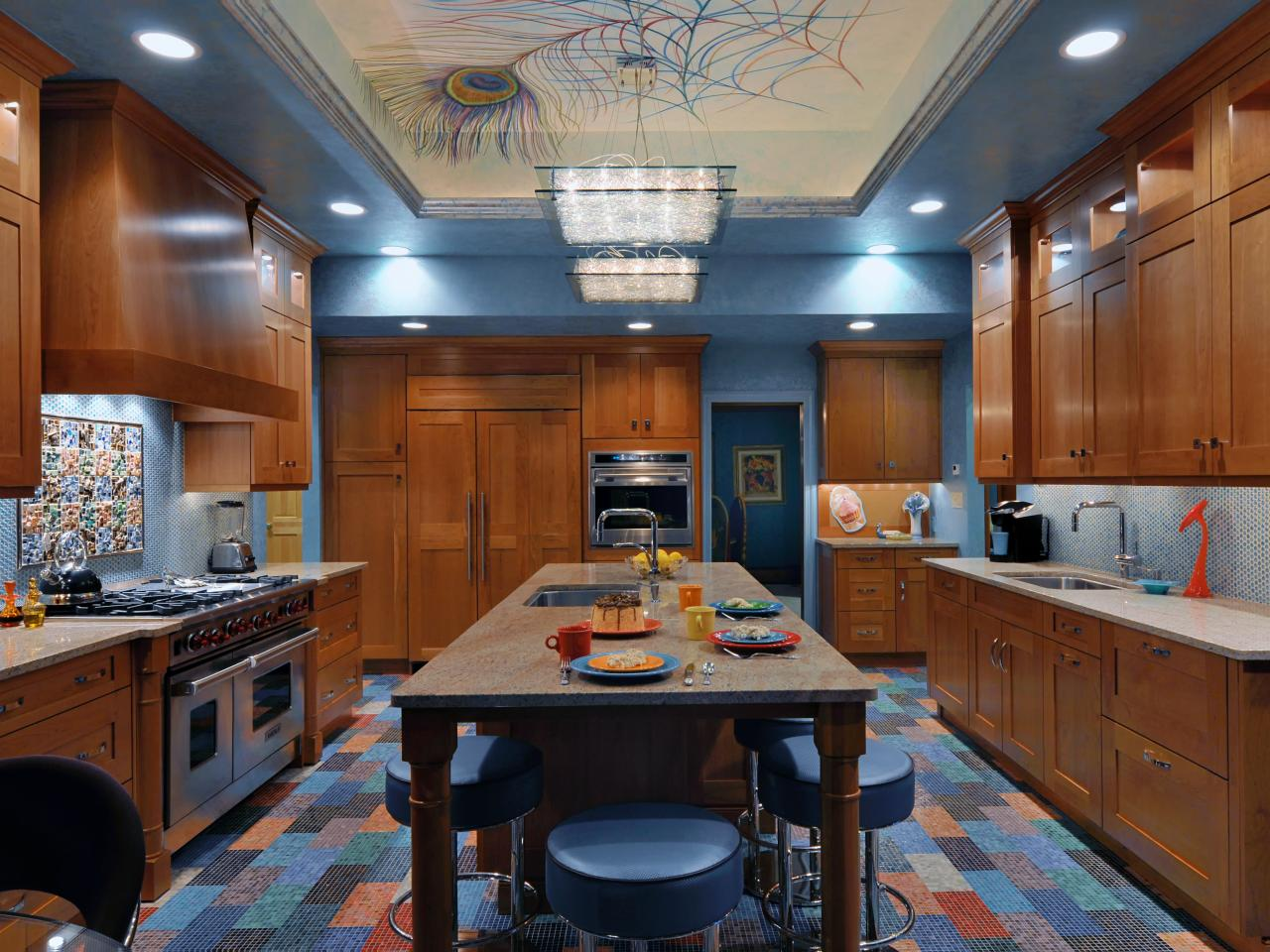 Painting Kitchen Cabinets Long Island Photo Page Hgtv