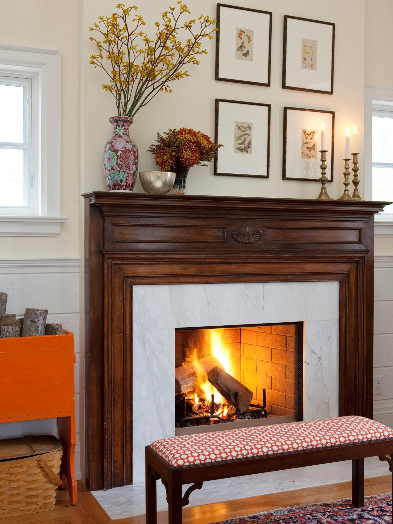 Old Bedroom Fireplace Ideas Photo Page Hgtv