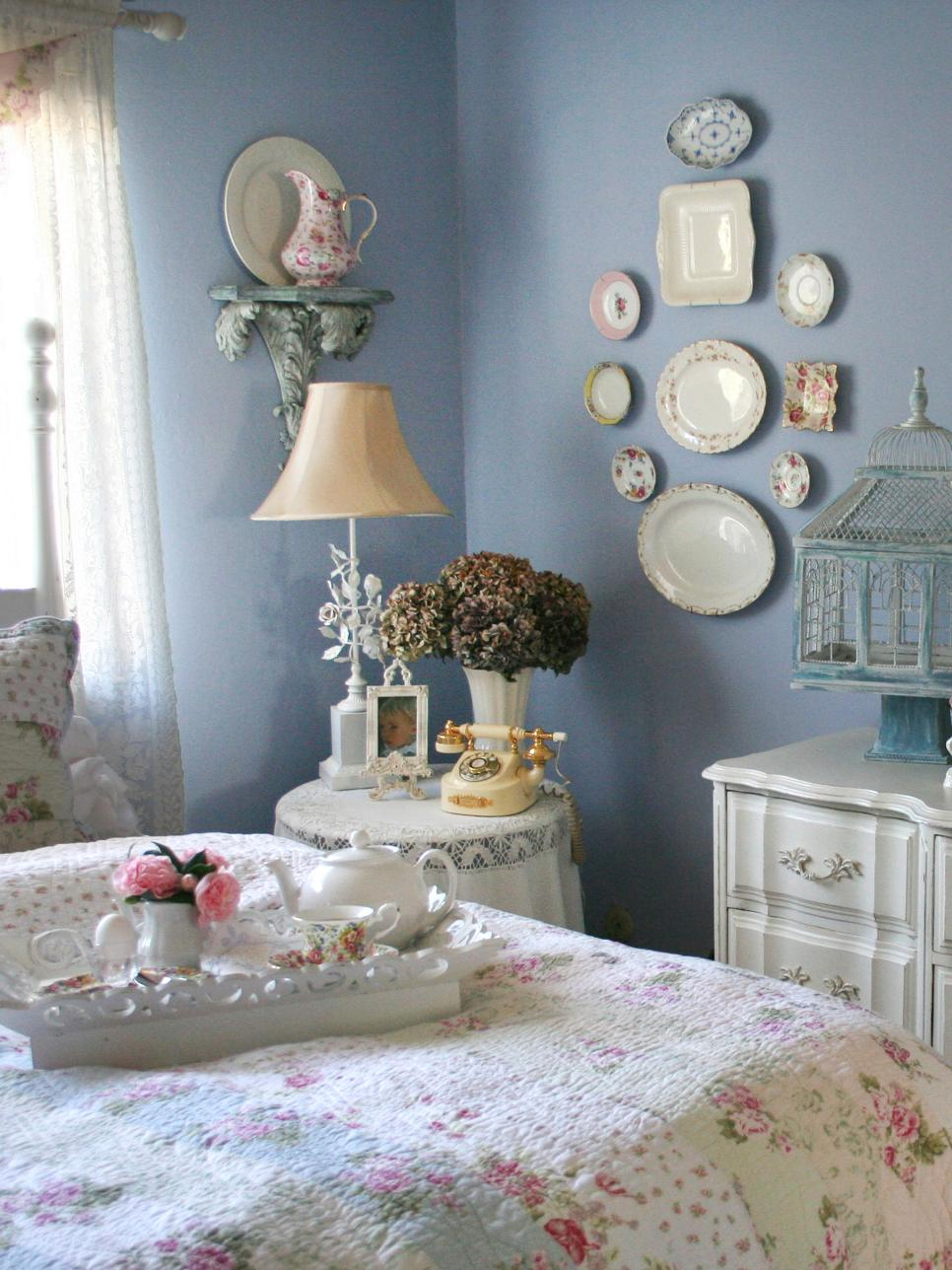 Shabby Style Embrace Your Inner Brit With Shabby Chic | Hgtv