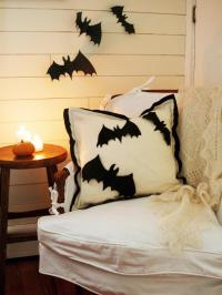 How to Make a Halloween Applique Pillow