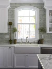 Large Kitchen Window Treatments: HGTV Pictures & Ideas ...