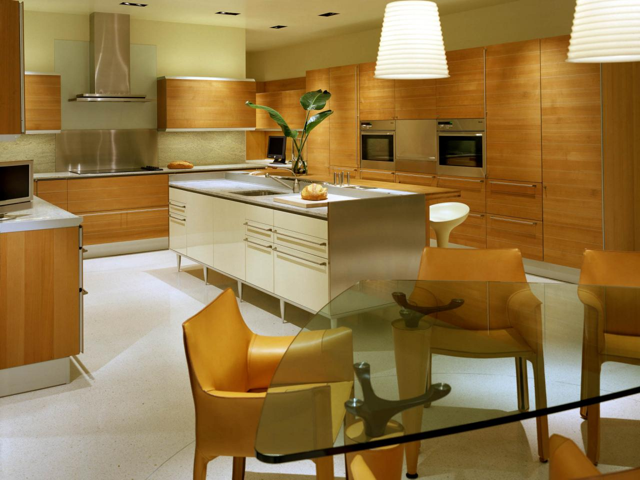 Modern Kitchen Colours Ideas Modern Kitchen Paint Colors Pictures And Ideas From Hgtv Hgtv