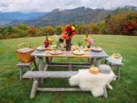 Rustic Fall Table Setting Ideas for Outdoor Celebrations ...