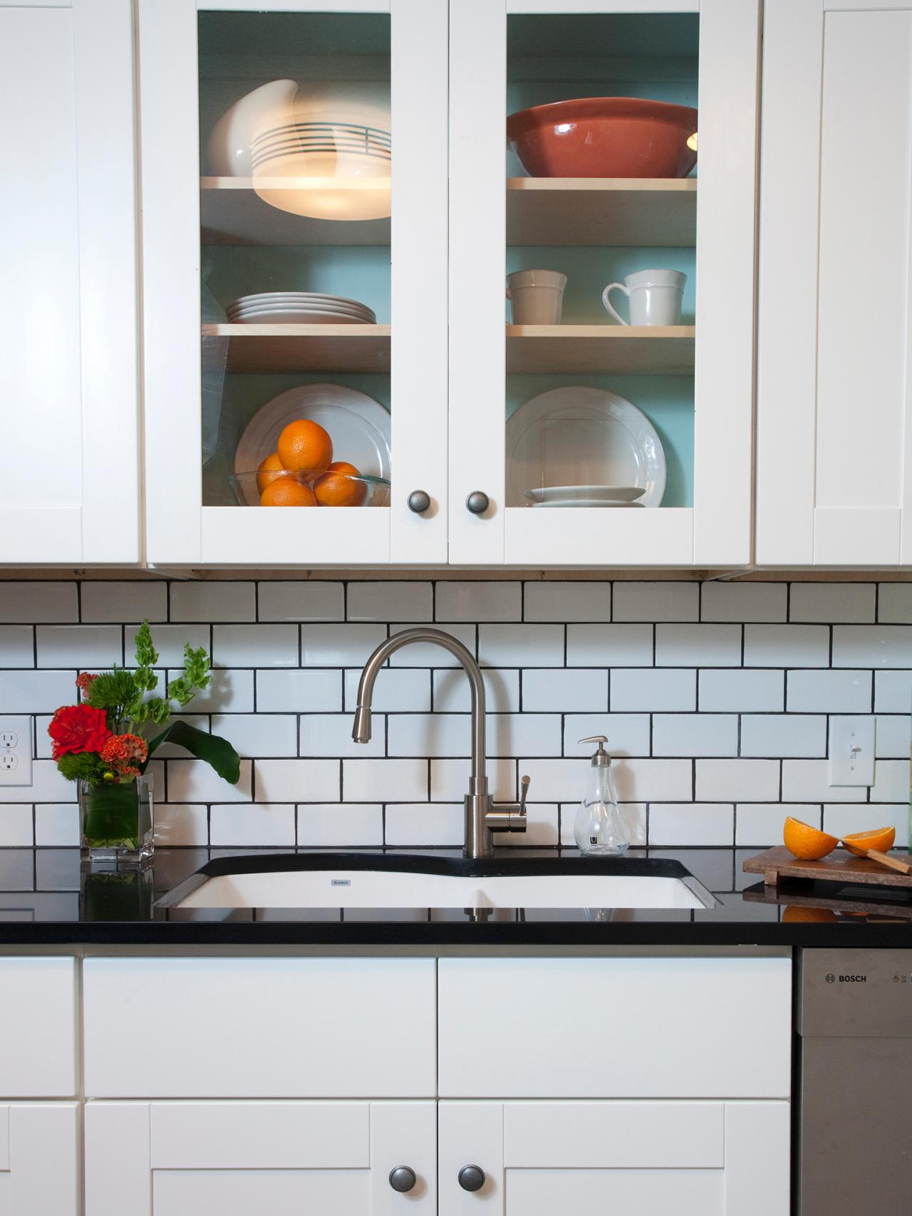 Kitchen Tile Pictures The History Of Subway Tile Our Favorite Ways To Use It Hgtv S
