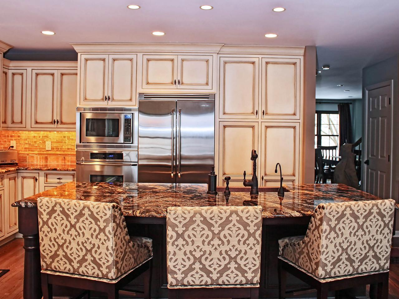 Kitchen Island Bar With Seating Kitchen Islands With Seating Pictures And Ideas From Hgtv