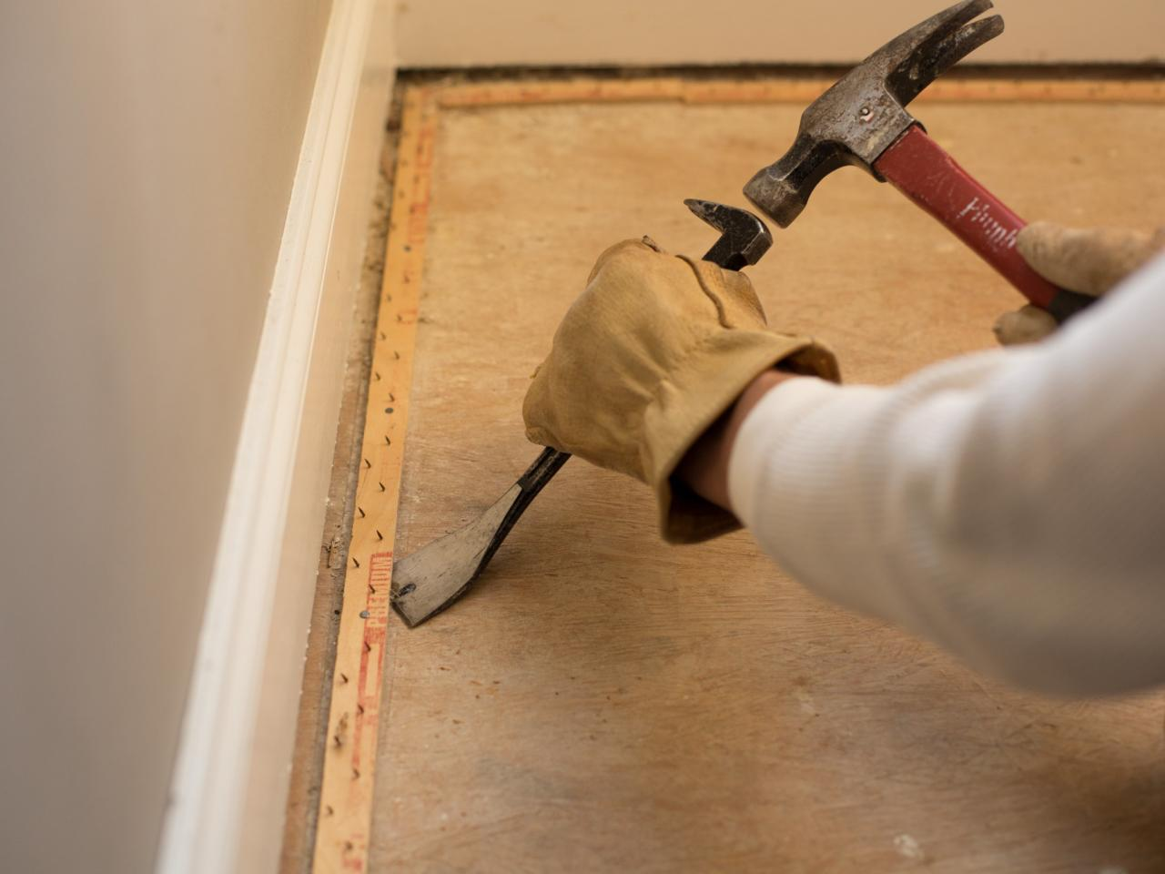 How To Remove Wall To Wall Carpet Hgtv