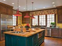 Painting Kitchen Cabinets: Pictures, Options, Tips & Ideas ...