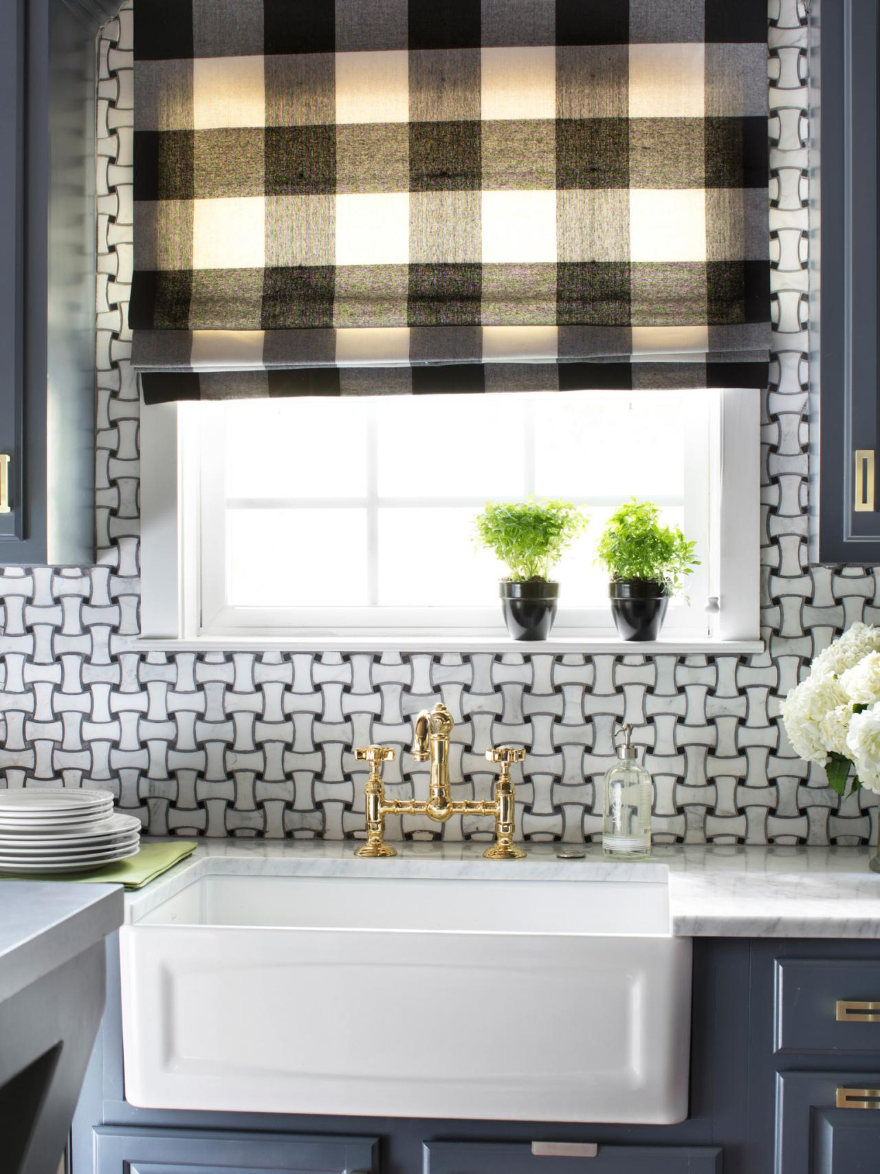 Designer Kitchen Window Treatments Hgtv Pictures Ideas Hgtv