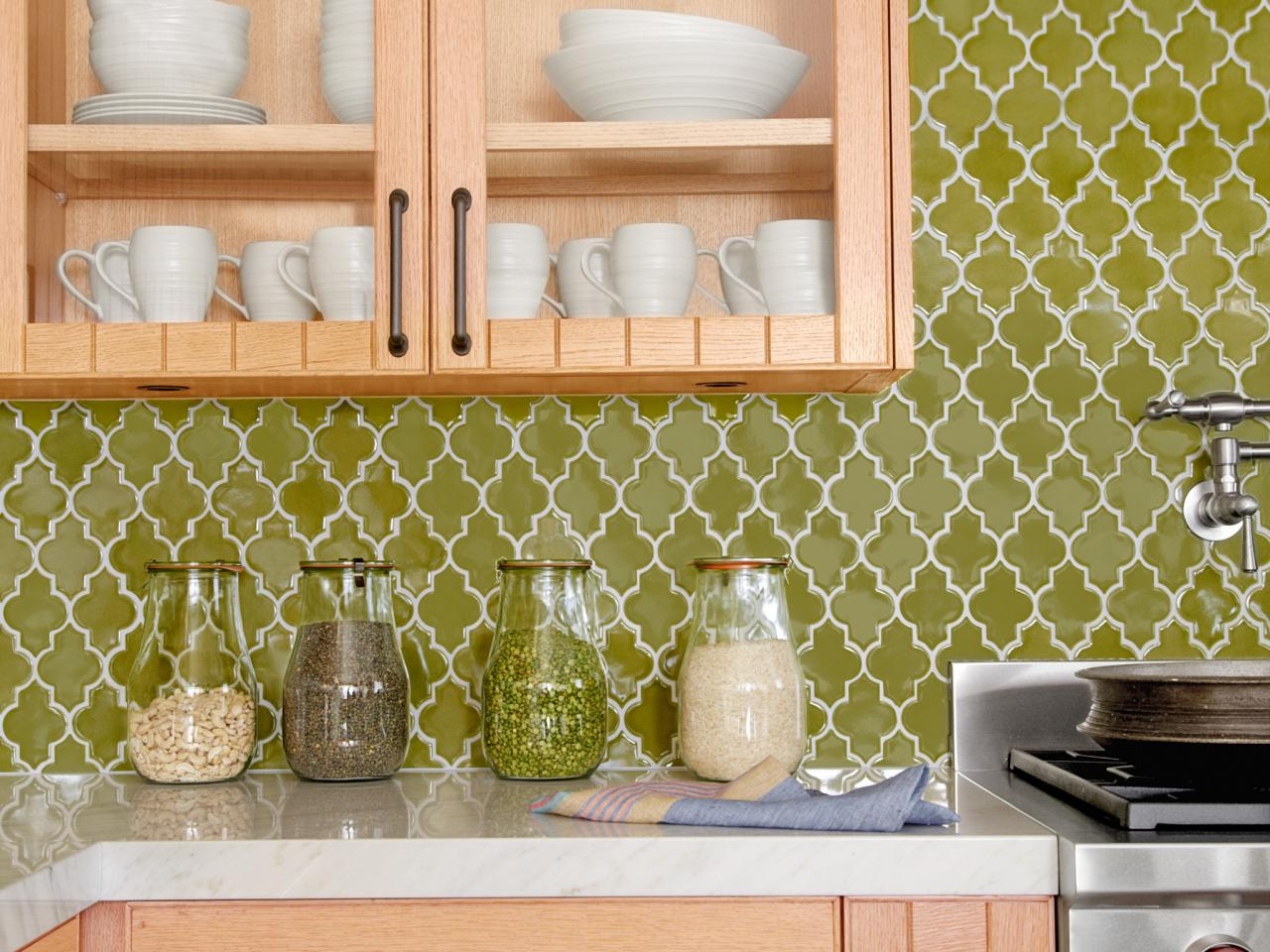 Cool Kitchen Tile Cool Kitchen Backsplash Ideas Pictures And Tips From Hgtv