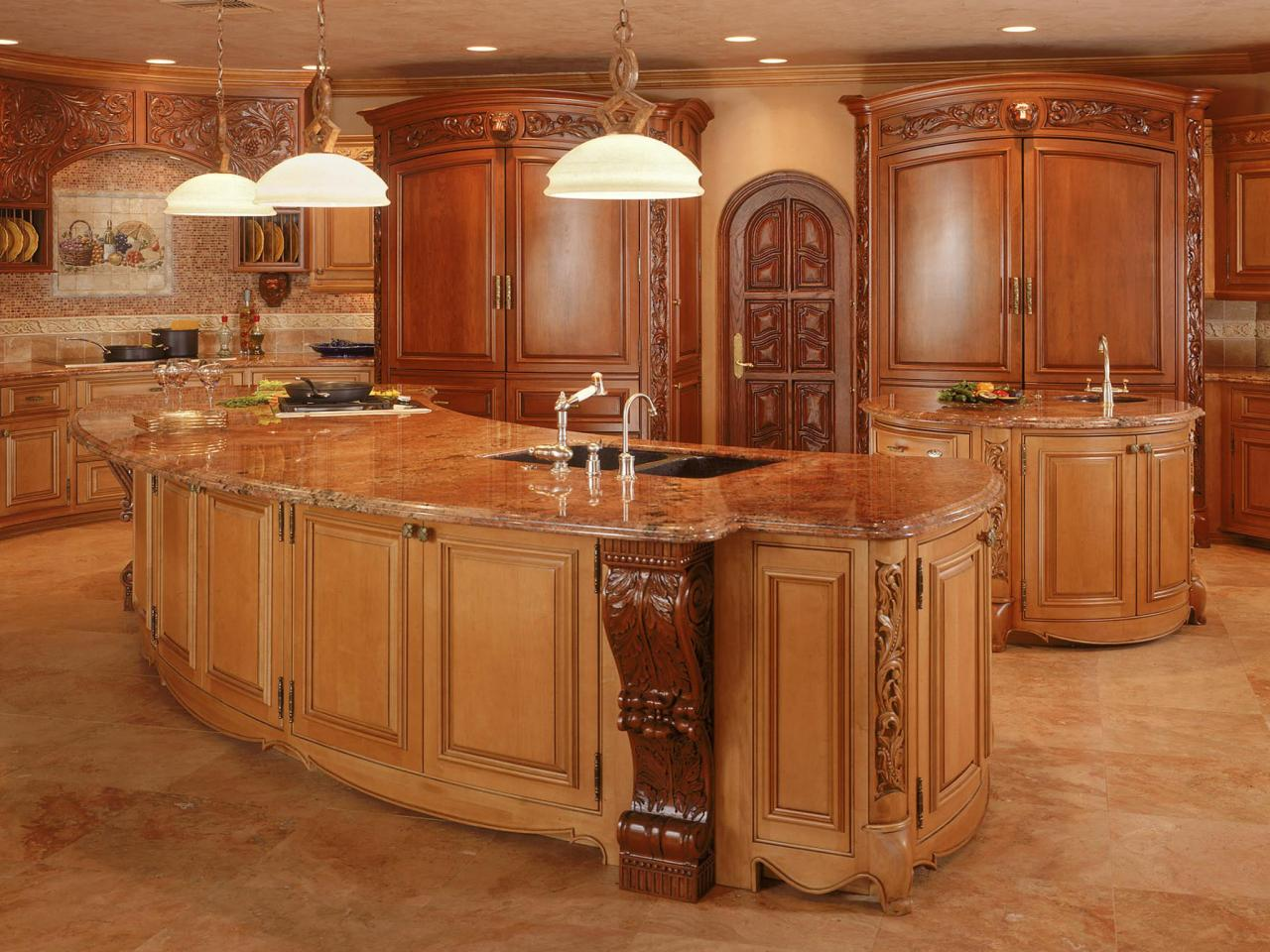 Designer Kitchen Cabinets Victorian Kitchen Design Pictures Ideas And Tips From Hgtv