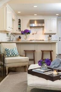 Timeless, Traditional Kitchen + Living Room | 2014 | HGTV