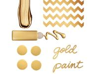 8 DIY Projects Using Gold Paint | HGTV