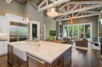 Contemporary Kitchen With Rustic Touches | HGTV