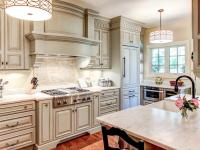 Best Way to Paint Kitchen Cabinets: HGTV Pictures & Ideas ...