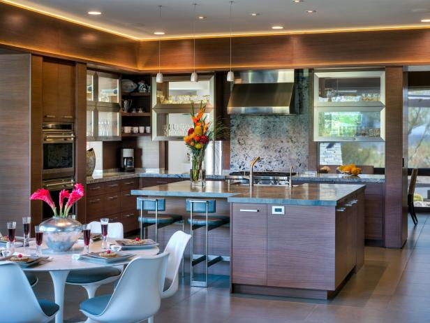 Contemporary Kitchen Design Ideas and Decor HGTV