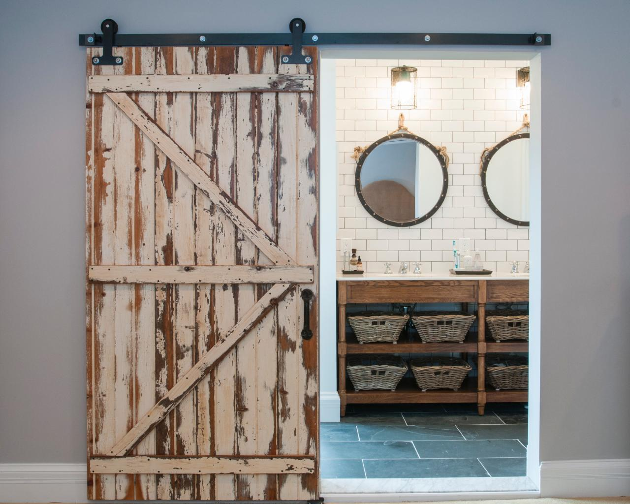 5 Things Every Fixer Upper Inspired Farmhouse Bathroom Needs Hgtv S Decorating Design Blog Hgtv