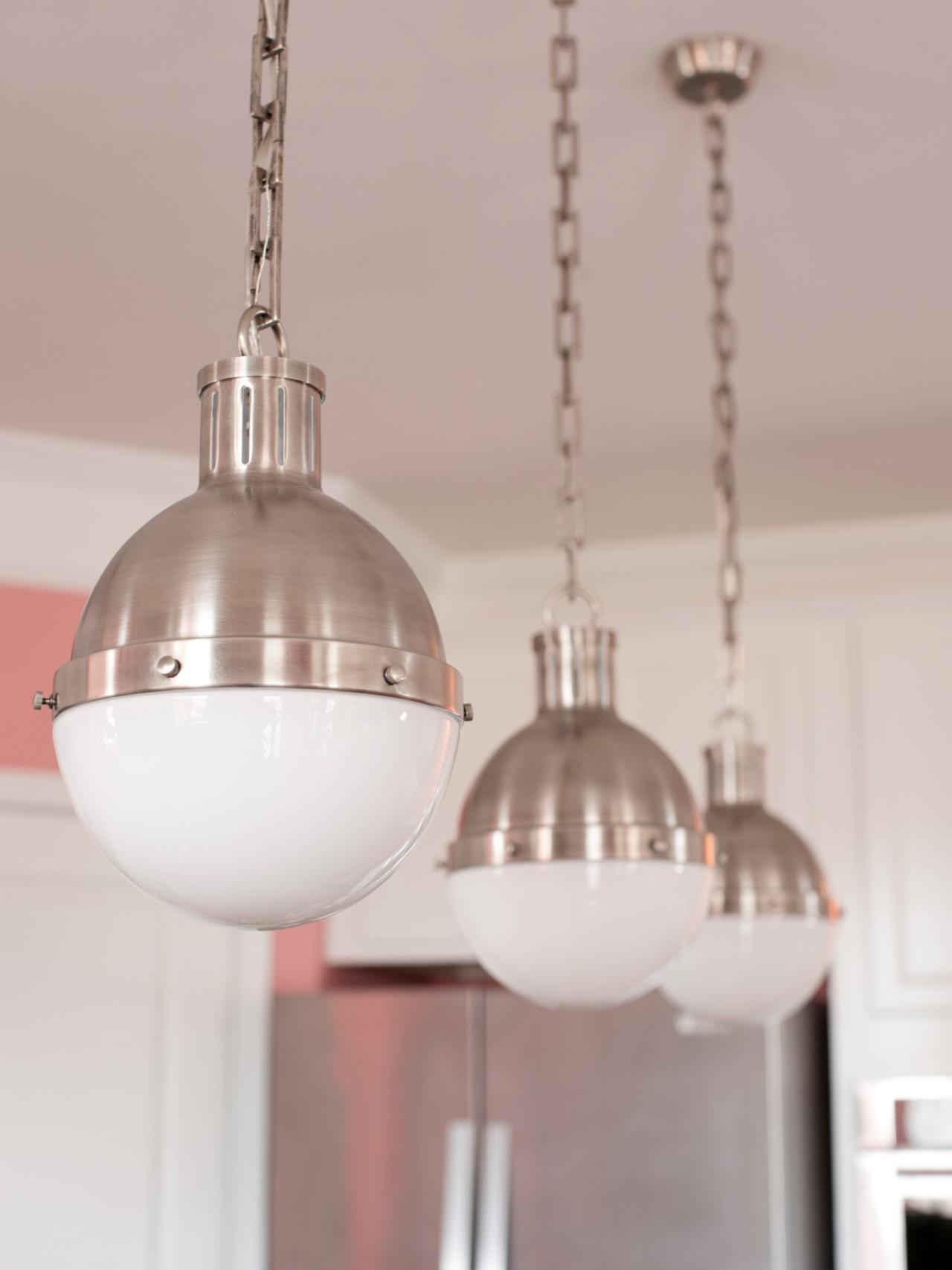 Installing Pendant Lights Kitchen Island Photo Page | Hgtv