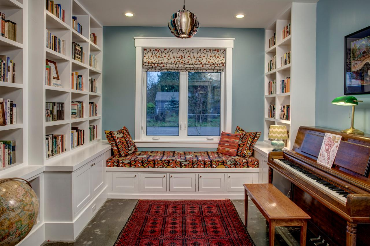 Reading Room Design 10 Window Seats Reading Nooks And Other Cozy Indoor Spots
