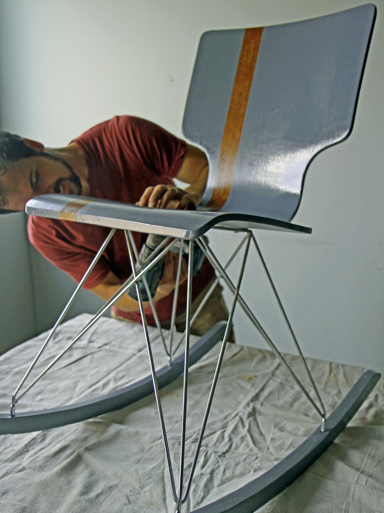 Best Reading Chair For Bad Back How To Make An Upcycled Rocking Chair Danmade Watch Dan