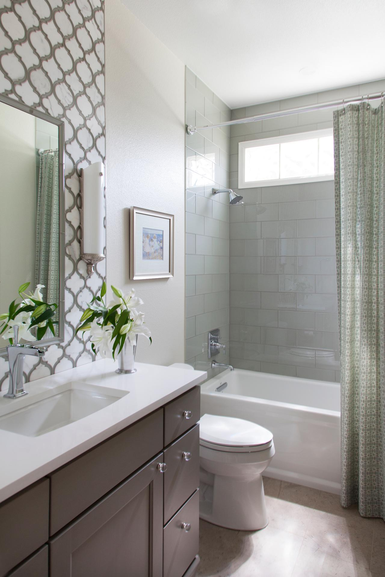 Small Bathroom Images Modern Photo Page Hgtv