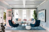 Living Room Pictures From HGTV Urban Oasis 2017