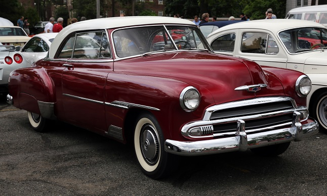 History And Pictures Of The 1950 1957 Chevrolet Bel Air