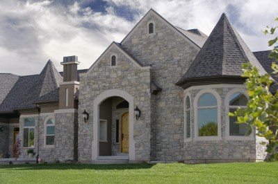Stones for Castle Style Homes - Hearth and Home Distributors of Utah, LLC.