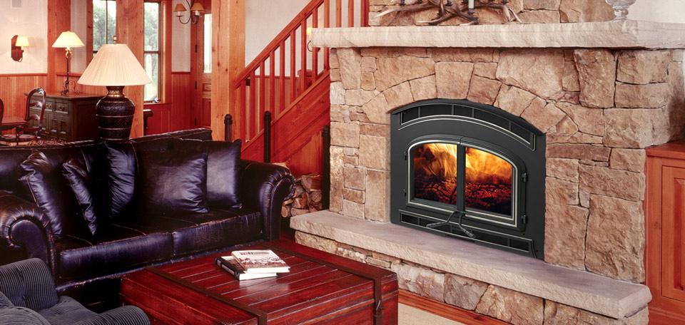 Quadra Fire 7100 Wood Fireplace Hearth And Home