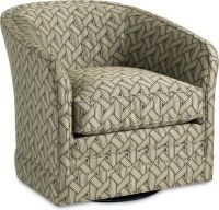 Sutton Swivel Glider Chair | Living Room Furniture ...