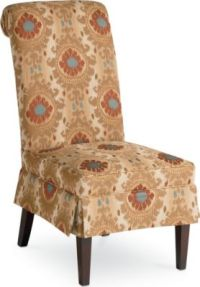 Jaydn Dining Chair with Skirt | Living Room Furniture ...