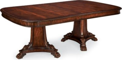 dining tables pedestal kitchen table Pedestal Dining Table