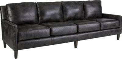 Couches 4 Highlife 4 Seat Sofa Leather Sofas Living Room Thomasville