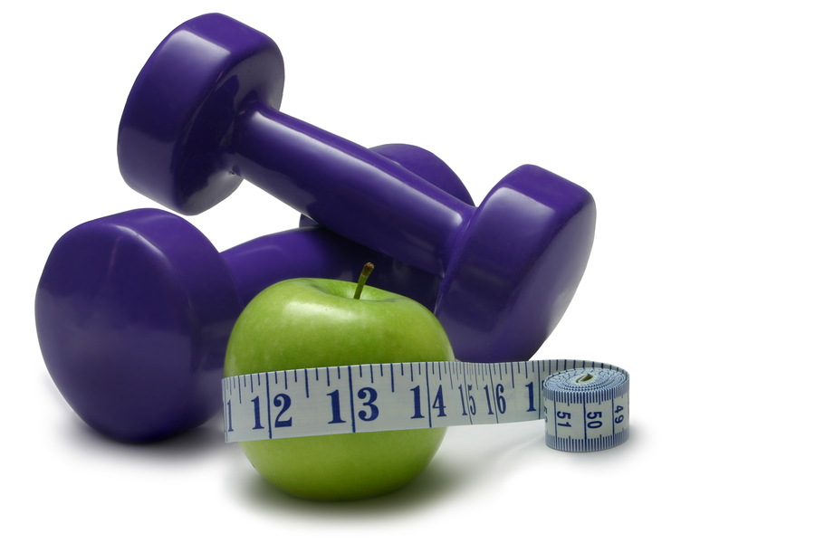 Benefit to improving diet and exercise at the same time - Harvard