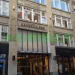 Kaisergalerie Eingang