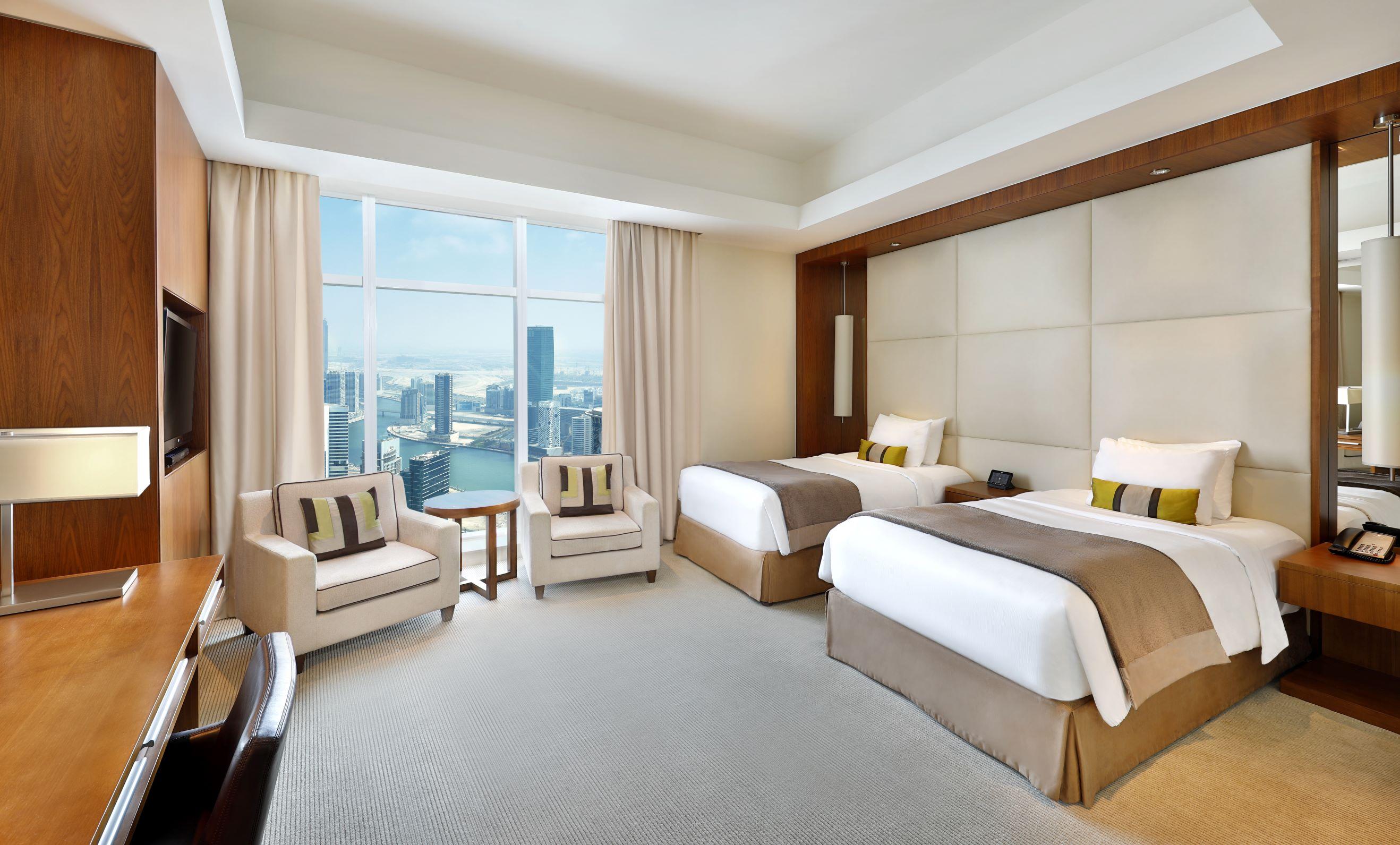 JW Marriott Marquis Dubai, Sheikh Zayed Road, Dubai, United Arab Emirates | Travel Republic
