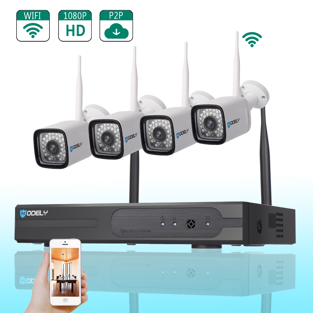 Cctv Home Details About Wireless 8ch 1080p Nvr 720p Hd Wifi Ir Cut Cctv Camera Home Security System Ntsc