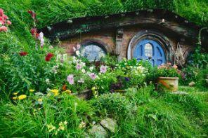 Hobbiton atrai muitos turistas para Nova Zelândia
