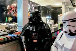SP tem hamburgueria para fãs de Star Wars