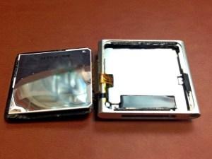 iPod Nano 6 не нажимаются кнопки. Разборка и замена шлейфа кнопок. 3